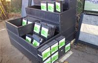 e-Wood Vegie Kits and Sleepers
