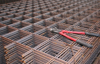Reinforcing Mesh and Steel