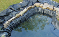 Pond Liners & Tubing